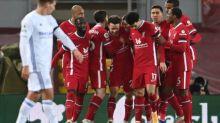 Foot - ANG - Premier League: facile contre Leicester, Liverpool rejoint Tottenham en tête