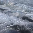 Arctic Blast Creates Ice Accumulation Along Lake Superior Shoreline