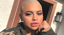 Why this healthy and popular 21-year-old vlogger decided to shave her hair off