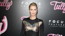 Charlize Theron is thinking about dating