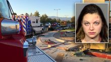 Toddler killed in high-speed crash as mum 'raced ex home'