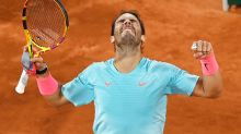 'Relentless' Nadal sets up revenge clash with clay conqueror