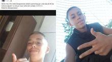 Adolescente desaparecido é achado enterrado em quintal