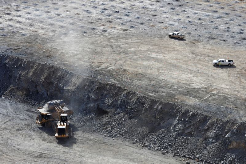 Pentagon resumes rare earths funding program after review