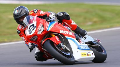 Guy Martin clarifies retirement reports after leaving Honda following nightmare return to road racing