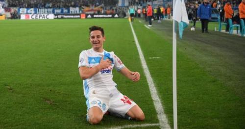 Foot - L1 - Florian Thauvin élu joueur du mois de mars en L1