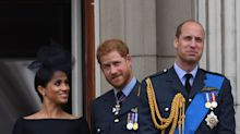 'Meghan tried to calm things down between Harry and William'