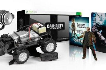 Call of Duty: Black Ops Prestige Edition ships with full-blown RC spy vehicle