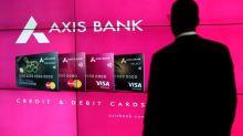 Axis Bank second-quarter profit rises around 36 percent