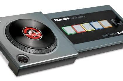 Scratch: The Ultimate DJ shows off its ultimate deck