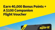 Spirit Airlines' Free Spirit® Loyalty Program Takes Off with Fastest Way to Earn Rewards and Status*