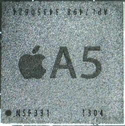 Latest Apple TVs have smaller A5 chip
