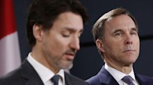 Trudeau Voices 'Full' Support for Finance Minister Amid Rift