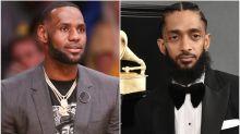 LeBron James Mourns Friend Nipsey Hussle: 'I Still Don't Believe It'