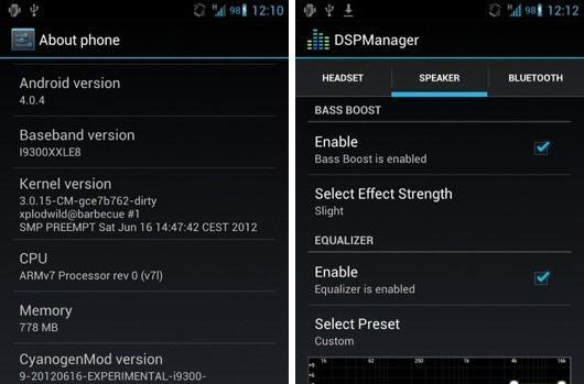 CyanogenMod nightlies reach Samsung Galaxy S III, Nature UX critics unite