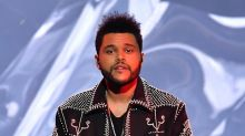 The Weeknd Moisturized With $60 Lip Balm at the AMAs