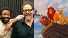 Seth Rogen reveals Lion King live-action reboot photo