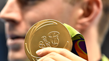 The Rio Olympics made 'green' medals for the 2016 games, and they're reportedly falling apart
