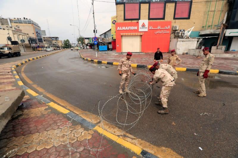 Iraq extends flight and travel ban to prevent coronavirus spread