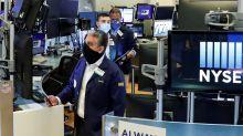 Stock market news live updates: Dow, Nasdaq hit fresh record highs as stocks extend November rally