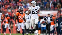 Darren Waller could have the Raiders second 100-catch season