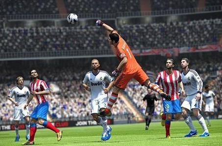 FIFA 13 sold 12 million in 2012, revenue up from FIFA 12