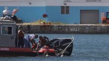 Dos muertos y un herido al estrellarse avioneta en la Bahía de San Juan