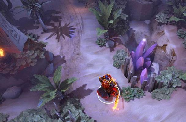 'Dota 2' is introducing its own underground battle royale