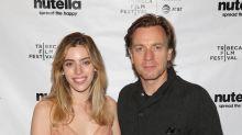 Ewan McGregor Walks the Red Carpet With 'Playboy' Model Daughter Clara