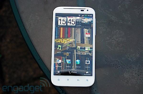 How would you change the HTC Sensation XL?