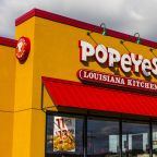 Popeyes U.S. sales are making a massive comeback