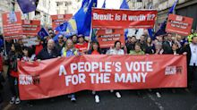 Labour MP's calls for general strike branded a 'disaster'