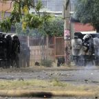 US condemns 'excessive force' by Nicaragua police