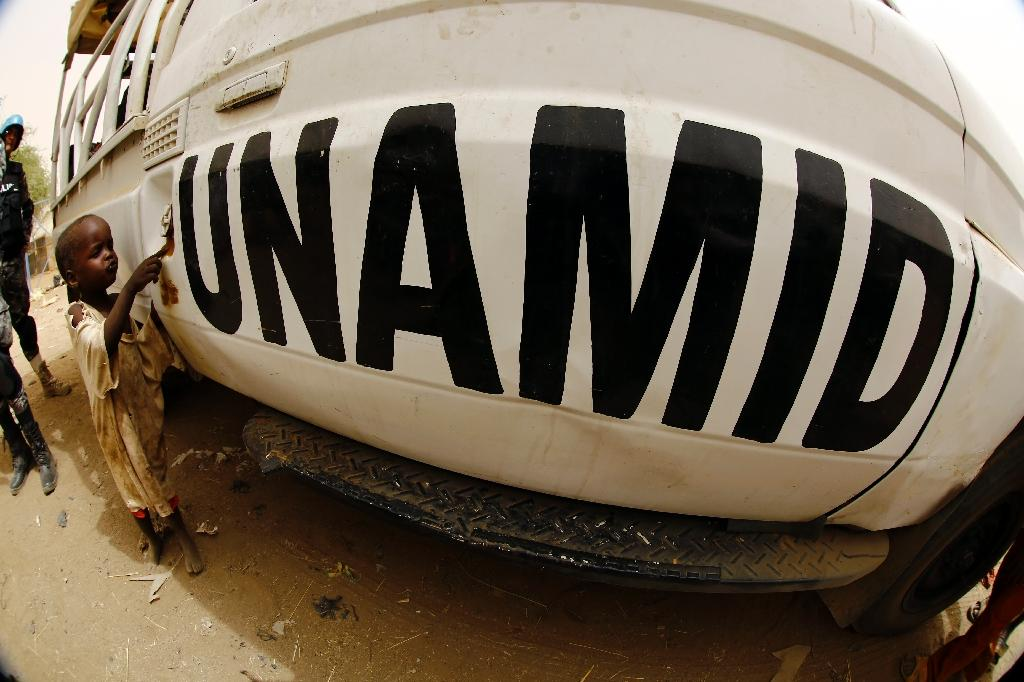 UNAMID has been deployed in Sudan's conflict-wracked Darfur since 2007