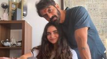 INSIDE Arjun Rampal's Birthday Celebration With Ladylove Gabriella Demetriades And His Kids; Actor Says 'Luckily Don't Feel 48 But Age Is Just A Number'