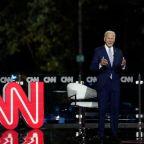 Biden calls Trump's downplaying of coronavirus threat 'close to criminal'