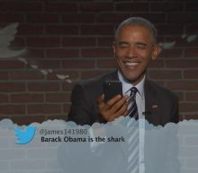 Obama Reads 'Mean Tweets' on 'Jimmy Kimmel Live'