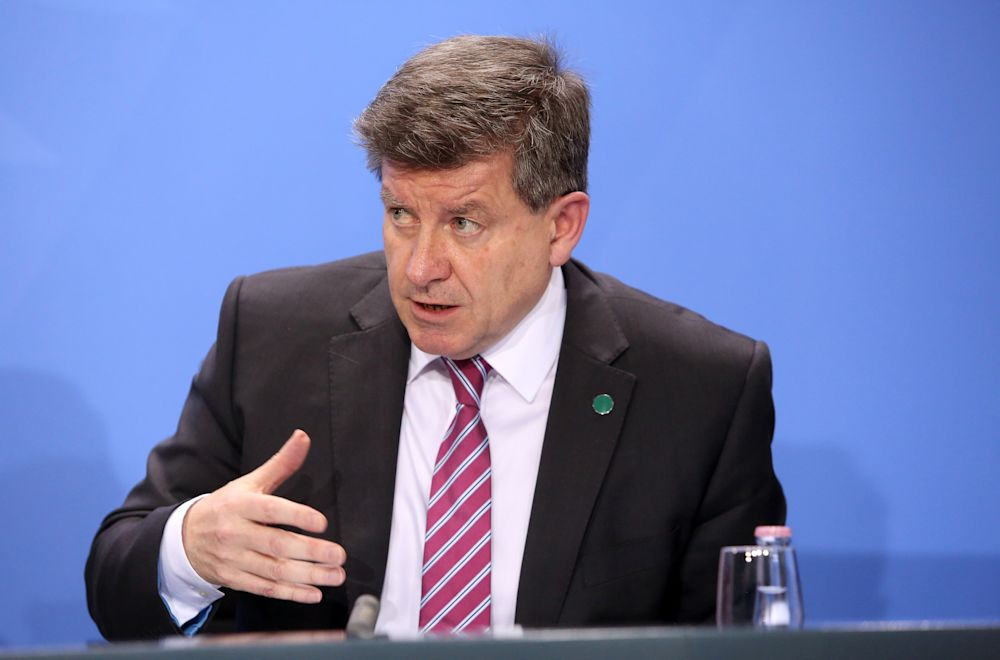 UN Labor Chief Guy Ryder Says the 'Uberification' of Work Has Begun