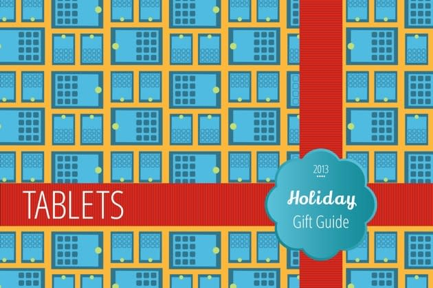 Engadget's Holiday Gift Guide 2013: Tablets