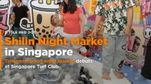 First looks of Shilin Night Market in Singapore