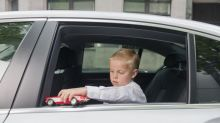 Is it ever ok to leave your children in the car on their own?