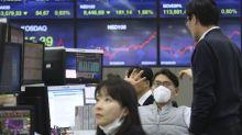 Markets tank on concern about virus impact on world economy