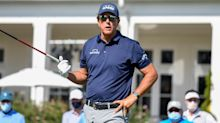 Phil Mickelson skipped Shadow Creek event to avoid 'letdown'