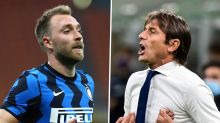 'I have faith in him' - Conte backs Eriksen at Inter after dramatic win