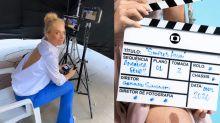 Angélica divulga nome e data de estreia de seu novo programa