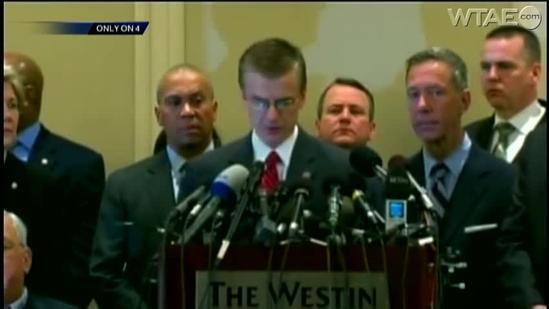 Pittsburgh FBI agent talks about responding to terror attacks