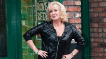 Coronation Street's Beverley Callard: 'I can't walk without crutches'