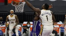 Zion Williamson detonates on Kings as Pelicans' offense gets back on track