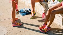 Outdoor Voices and Teva Created the Ugly Sandals of Our Dreams