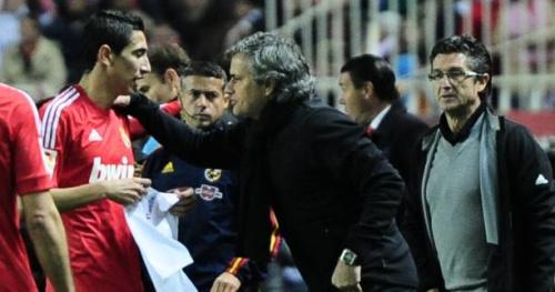 Foot - ANG - José Mourinho (Manchester United) : «Je n'aurais jamais vendu Di Maria»